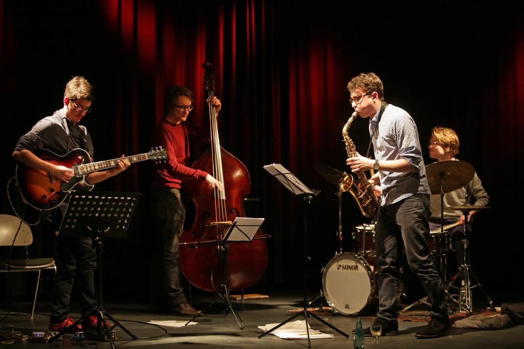 Dudek / Krohn Quartett